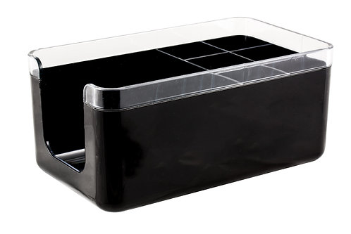 DELUXE TWO-PIECE NAPKIN HOLDER