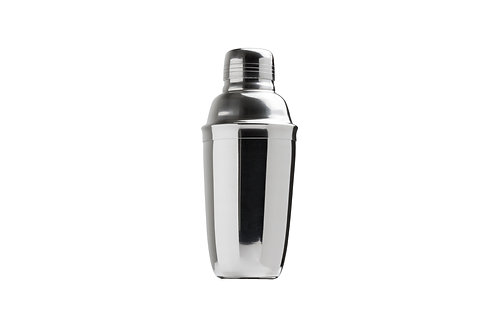 3-PIECE STAINLESS STEEL COCKTAIL SHAKER