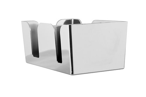 CHROME LOOK BAR CADDY