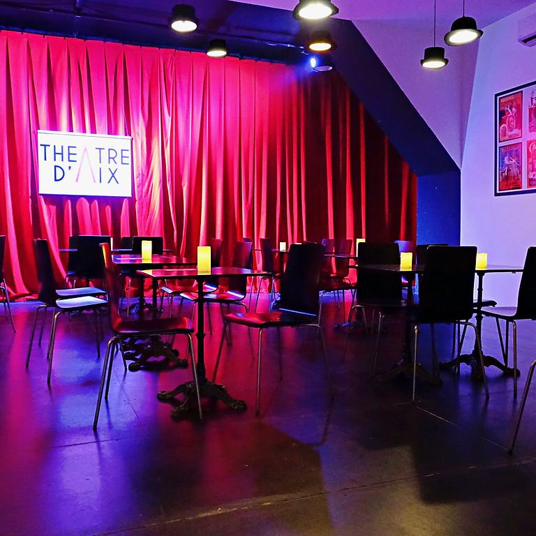 Cours/acting workshop à Aix en Provence les Lundis soirs 18:00/22:00 à la comédie d'Aix