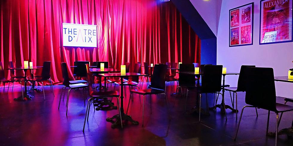 Cours/acting workshop à Aix en Provence les Lundis soirs 18:00/22:00 à la comédie d'Aix(Théatre d'Aix)