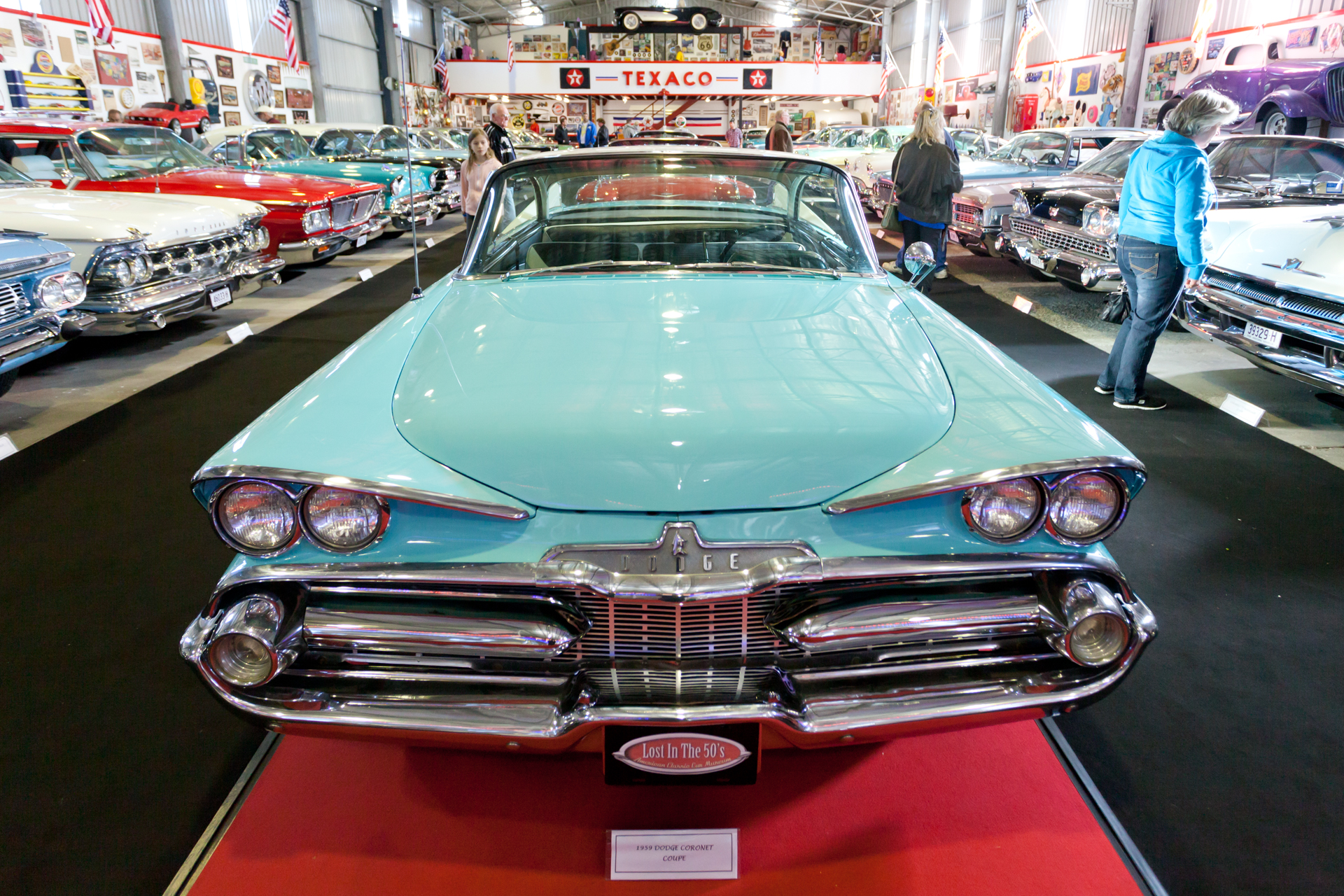 Lostinthe50s Auction Preview 1951 Cadillac Hot Rod 1959 Dodge Coronet Lancer Hard Top