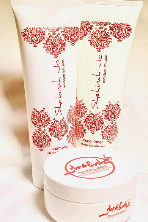Shampoo & Conditioner Moisture