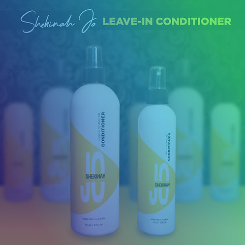 Shekinah Jo – Leave In Conditioner