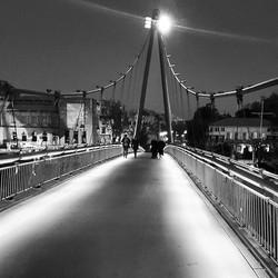 Frankfurt Bridge, Germany