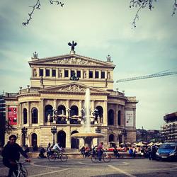 Alte Oper, Frankfurt Germany