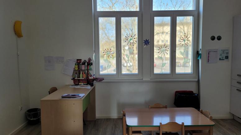Salle de travail