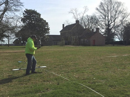 Geophysical Search for Unmarked Slave Burials