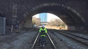 CSX Railroad project in Philadelphia
