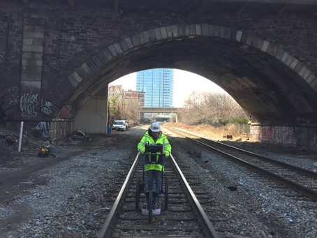 CSX Railroad project in Philadelphia