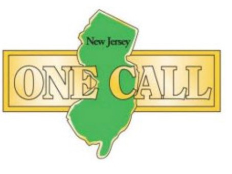 New Jersey One Call Updates