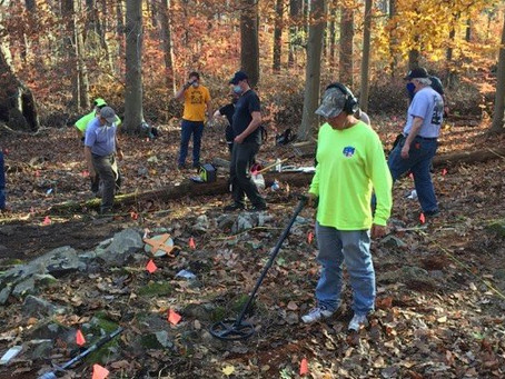 Geophysical Investigation at Morristown National Historic Park