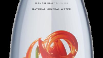 Φυσικό Μεταλλικό Νερό ΚΛΕΙΝΟΣ 1L Γυάλινη Φιάλη.