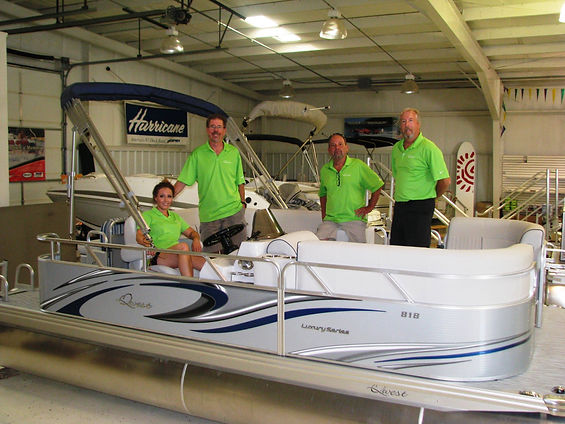 West Lakes Boat Marts Sales Team