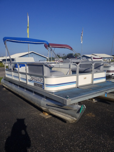 1991 SWEETWATER 18 EX