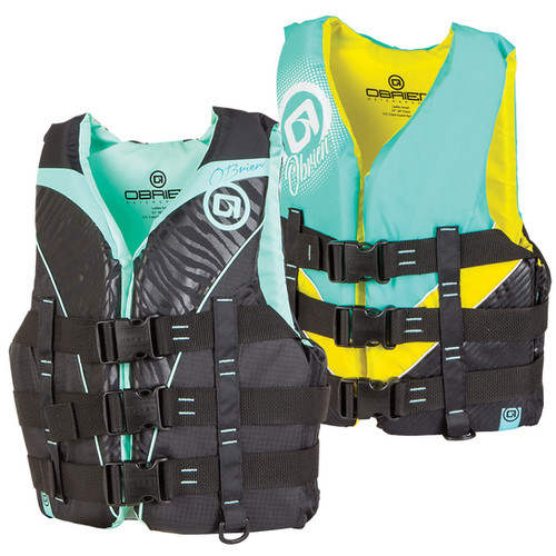 Obrien Ladies 3-belt Pro Vest
