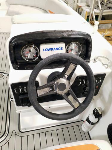 2020 Hurricane Deck Boat 201 I/O 4.5 Mercruiser