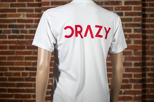 I'm Not Crazy T-Shirt (Red)