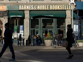 Barnes & Noble says sales of books related to anxiety are soaring. Here's why