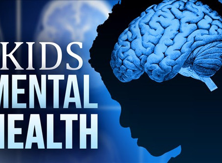 Mental Health Awareness in Children