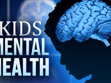 Mental Health Awareness in Children