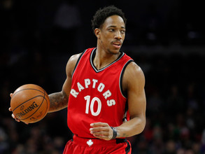 DeRozan opens up about depression