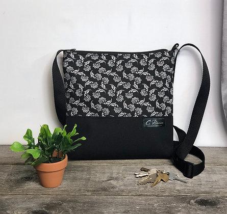 #408 Petit sac Mia petites fleurs