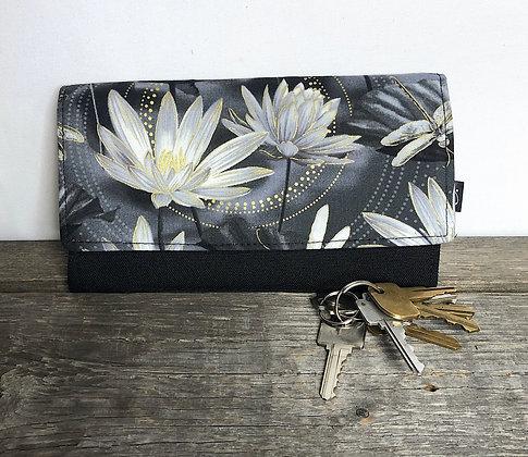 Portefeuille fleur de lotus