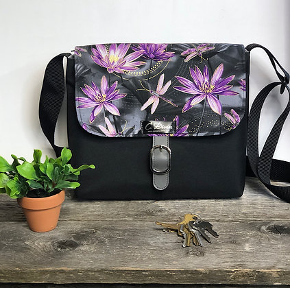 #208 Sac Lily fleur lotus