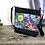 Thumbnail: #402 Petit sac Percé fleurs colorées