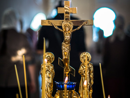 Holy Cross Orthodox Mission founded by Archbishop Peter