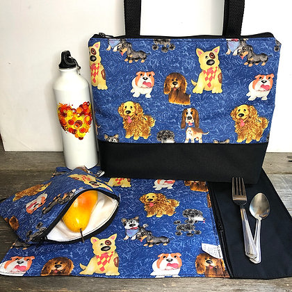sac a lunch chien