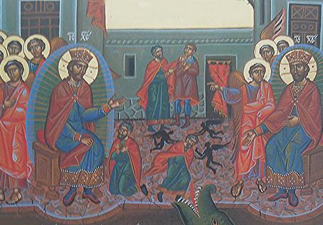 The Parable of the Unforgiving Servant - Matthew 18:23-35