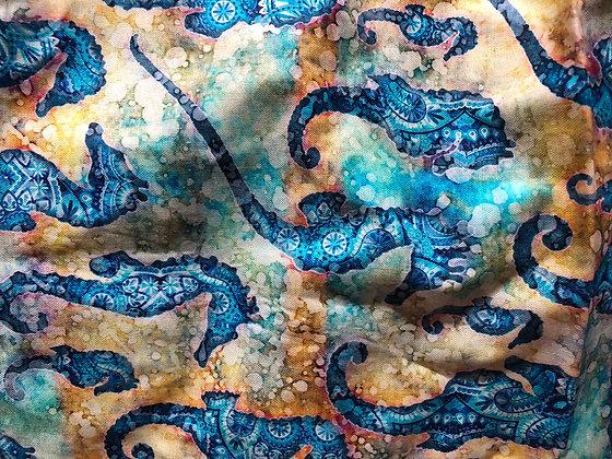 Masque cheval de mer
