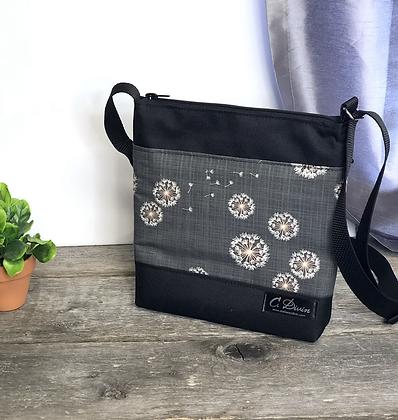#409 Petit sac Percé dandelion