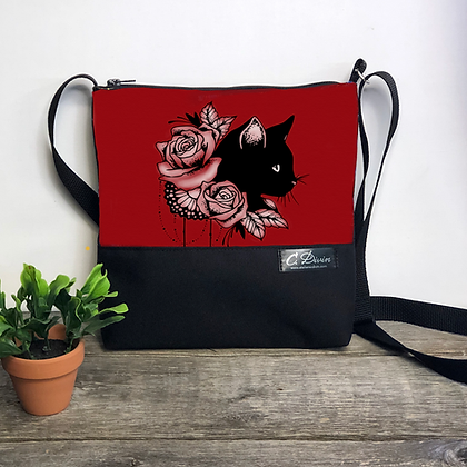 #405 Petit sac Mia chat