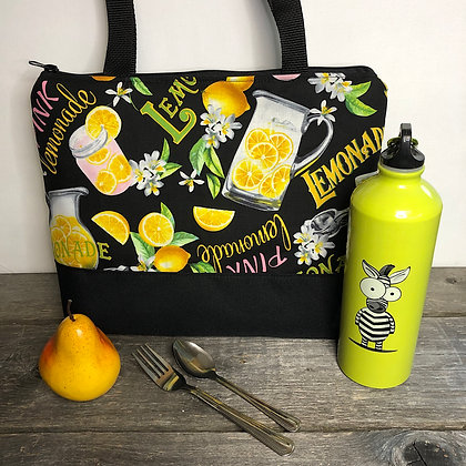 sac a lunch limonade