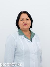 Тлеуова Дариха Кипчакбаевна
