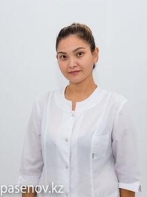Нурбасинова Жания Николаевна