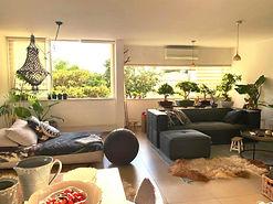 דירה משופצת ומדליקה ברסקו