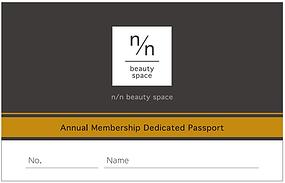 会員パスポート_n/n beauty space_エヌエヌビューティースペース_岐阜県_美濃加茂市_エステ_ホームサロン