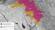 As Kurdish independence referendum starts Ankara, Tehran and Baghdad move to limit its impact