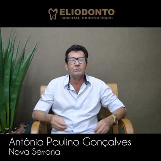 Antonio Paulino Gonçalves