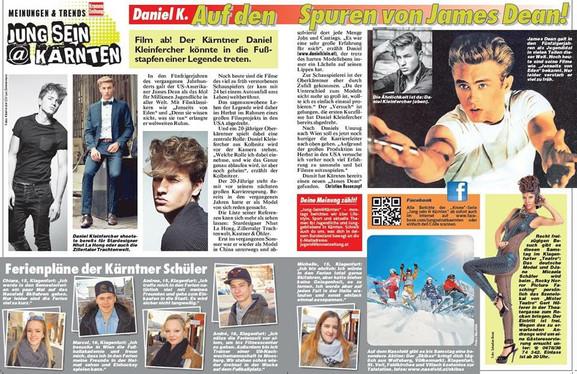 Kronen Zeitung (09.02.2015)