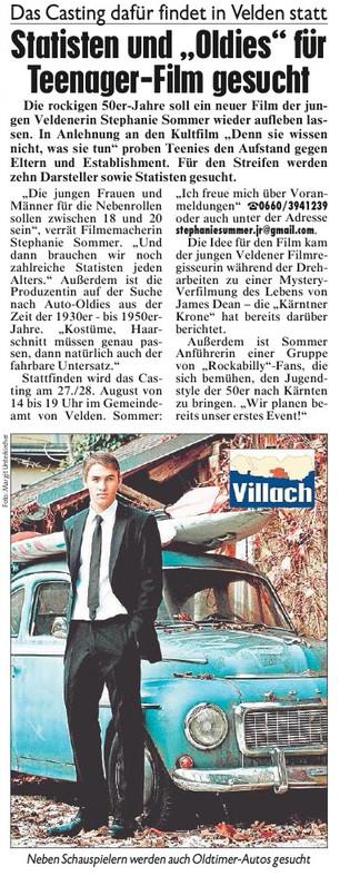 Kronen Zeitung (04.08.2014)