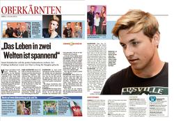 Kleine Zeitung - 06.07.2014