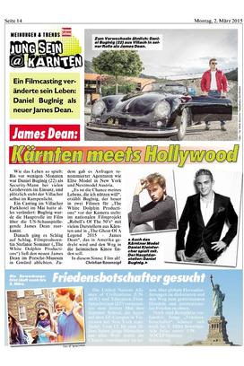 Kronen Zeitung (02.003.2015)