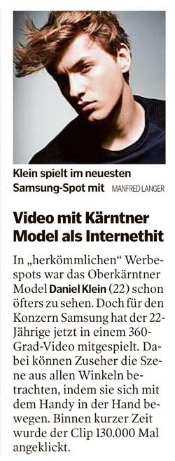 Kleine Zeitung - 19.01.2017