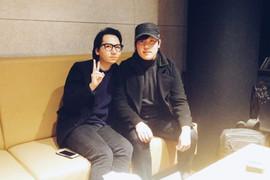 팝페라 가수 '임형주' 와 유성욱 대표이사