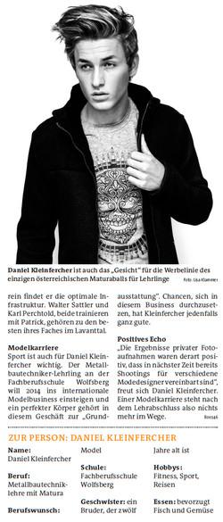 Woche Lavental 08.01.2014